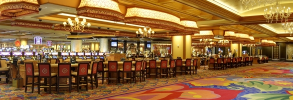 The Casino at Beau Rivage