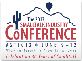 The 2013 Smalltalk Industry Conference