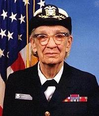 Rear Admiral Grace Murray-Hopper