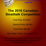 Canadian-Smalltalk-Competition