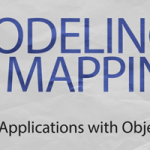 The Modeling and Mapping Tools in Cincom ObjectStudio