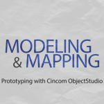 Modeling and Mapping with Cincom ObjectStudio